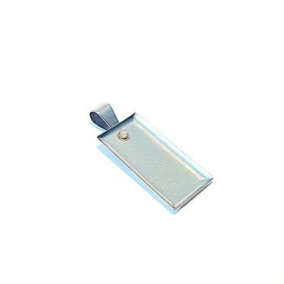 12x24 mm-es medál