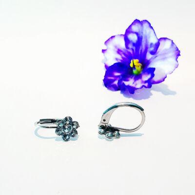 Kis virágfülbevaló a legkisebbeknek